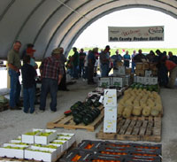 Bath County Produce Auction